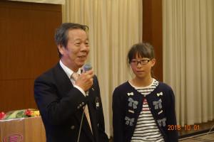 20181001 10月第1例会(チャーターナイト家族例会)⑥